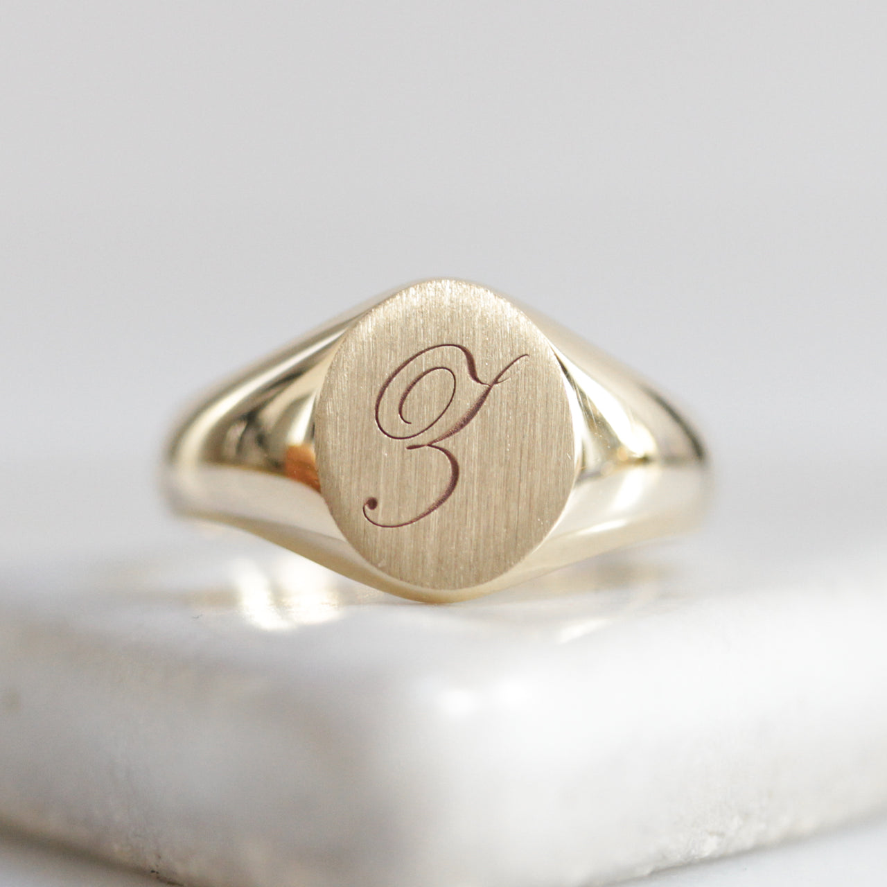 Signet Ring for Her