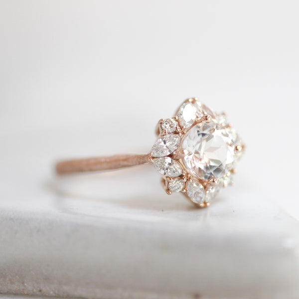 Flora Diamond Ring