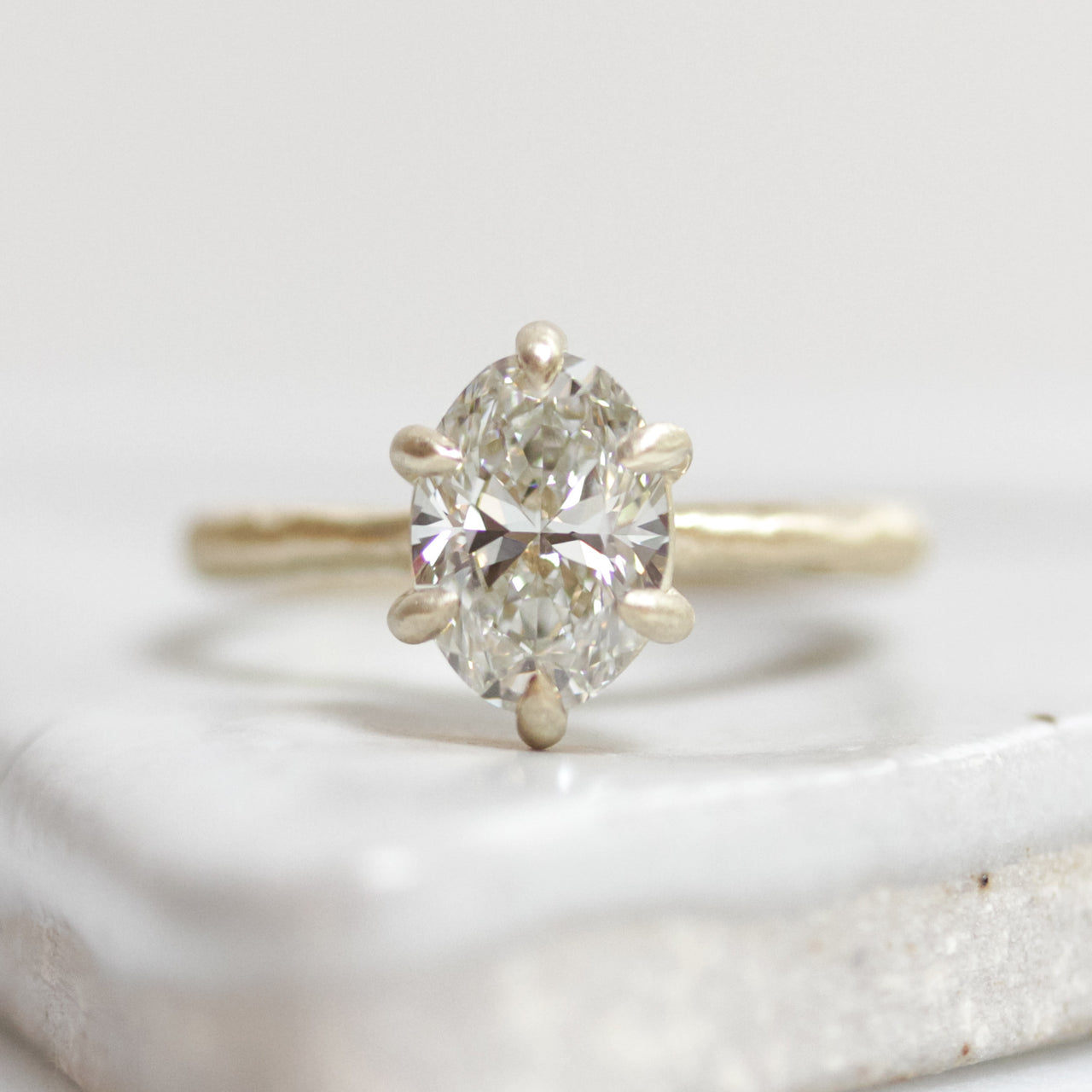 1.25 Carat 6-Prong Solitaire