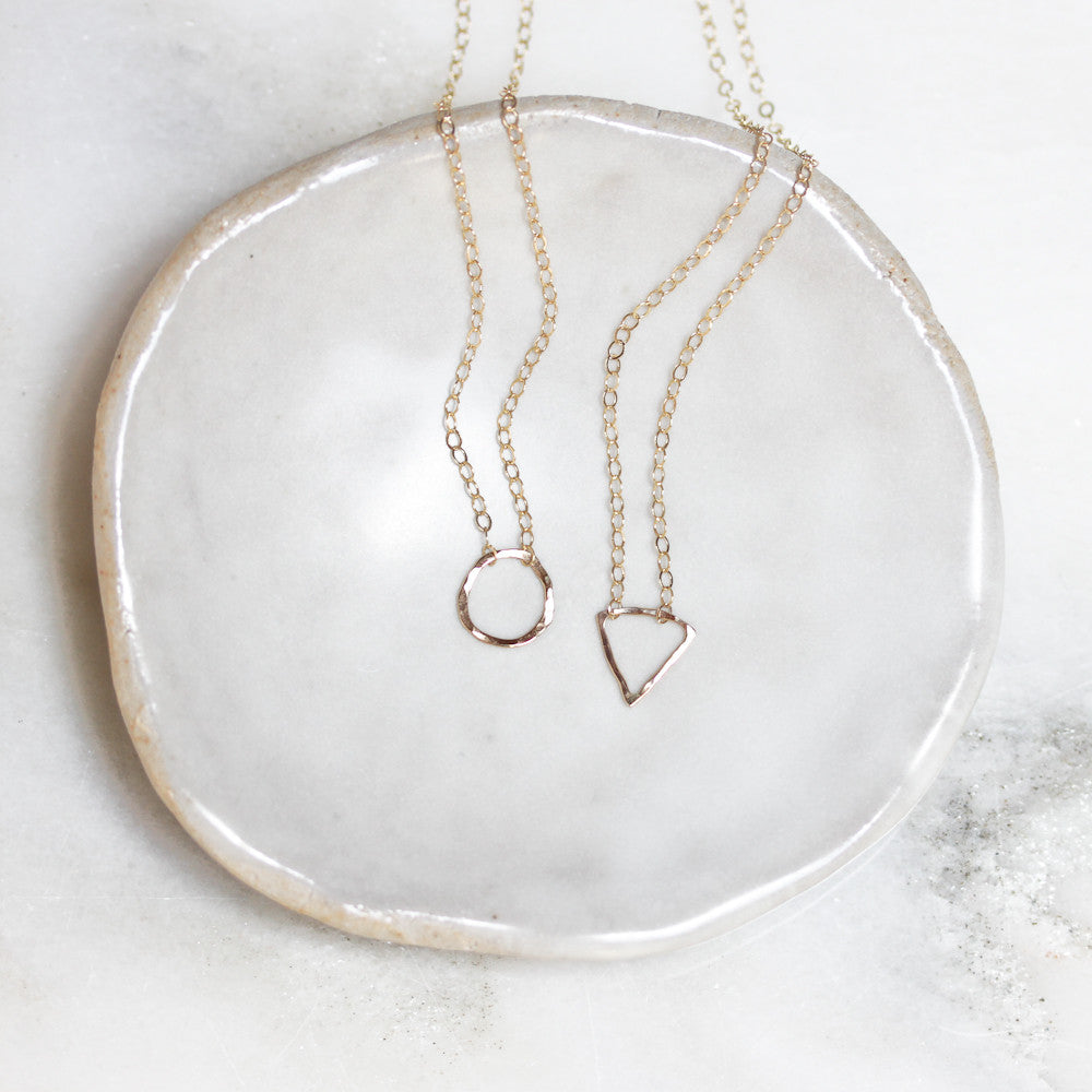14K Gold Hana Necklace