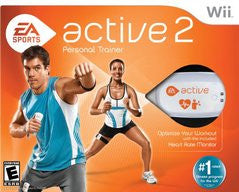 EA Sports Active 2 Personal Trainer (LOOSE)