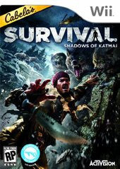 Cabela's Survival Shadows of Katmai