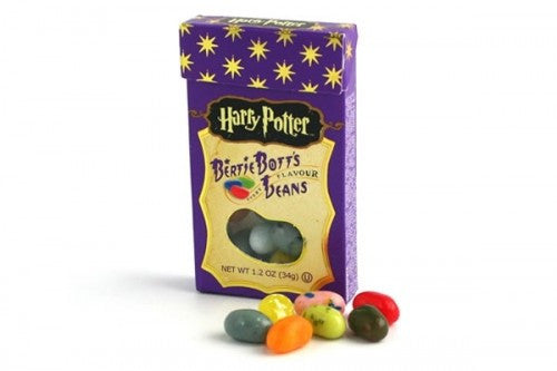 Bertie Botts Flavor Beans