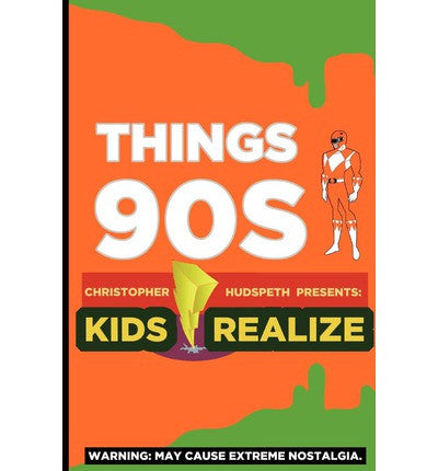 Things 90's Book