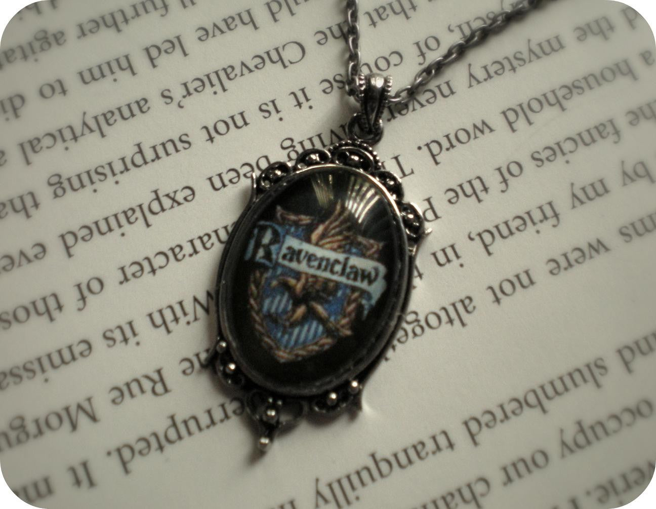 HP Ravenclaw Necklace