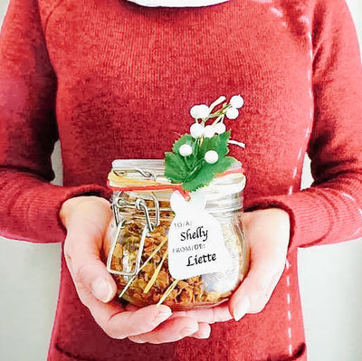 Easy Edible DIY: A Gift That Says You Care