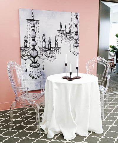 How to Create an Instant Dining Room