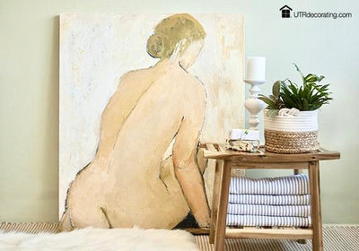 How to Make your Bathroom Feel Like a Spa with the Right Art