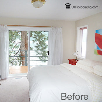 Before and After: A cottage bedroom gets a well-deserved makeover