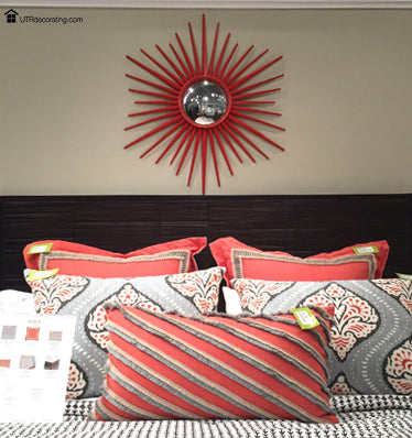 Bedroom décor: What to hang above a headboard