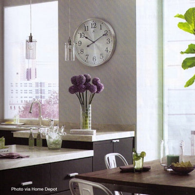 Tick Tock – Decorating with clocks