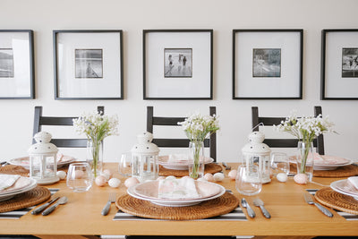 Tips for Setting the Perfect  Easter Table