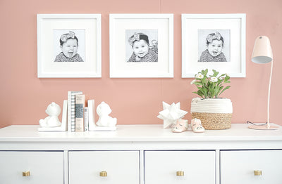 Gallery Wall of Baby Cuteness!