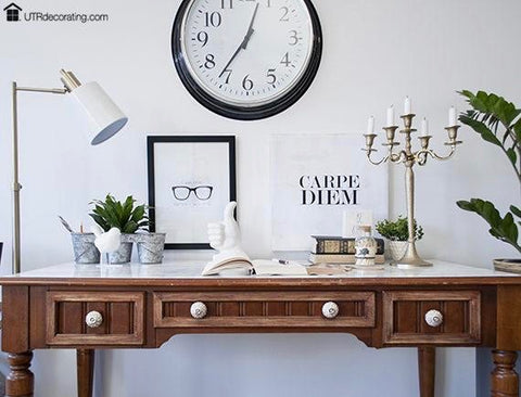 Desk Makeover: Giving New Life to Old Furniture