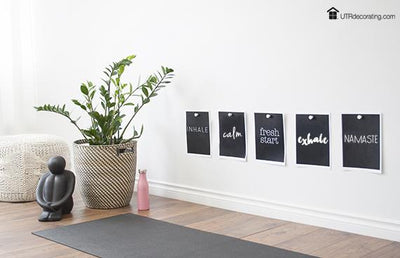 How to Create a Zen Studio on a Budget
