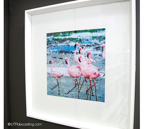Crazy about flamingos – a new décor trend