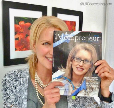 Wow! 12 Years Already Since my Mompreneur Cover Girl Moment