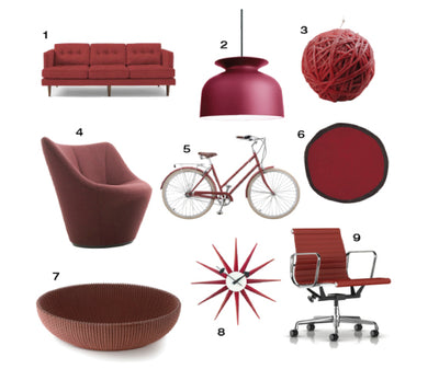Marsala: Pantone's Color of 2015