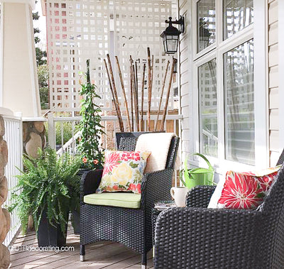 Get Your Front Porch Summer Ready