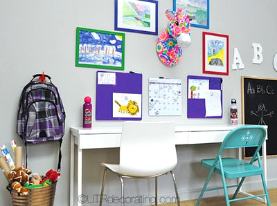 This Kids' Study Space Gets an A+