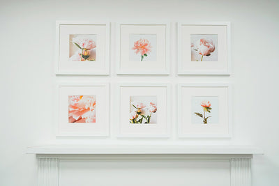 How to Create a Perfectly Symmetrical Gallery Wall Without Measuring