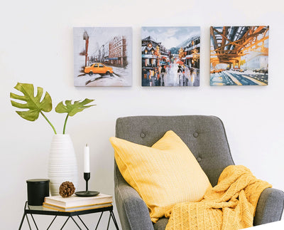 3 Canvases 3 Looks: Your Go-To Guide to Beautiful Walls