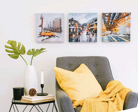 3 Canvas 3 Looks: Your Go-To Guide to Beautiful Walls