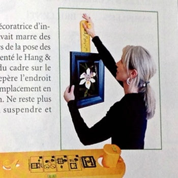 Throwback Thursday: Hang & Level Featured in Chez Soi Magazine