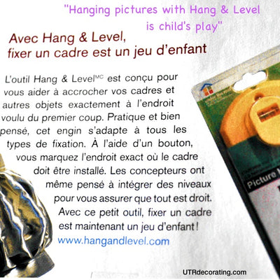 Throwback Thursday: Hang & Level Featured in Décor Idées