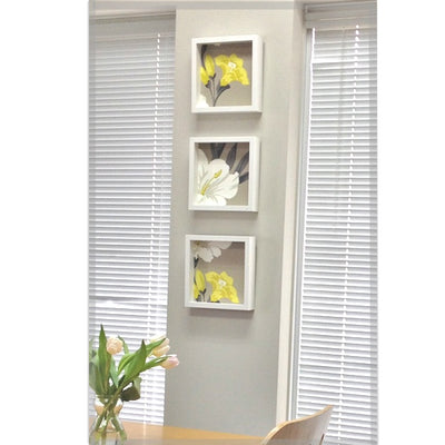 Hanging Pictures in Tall, Narrow Spaces
