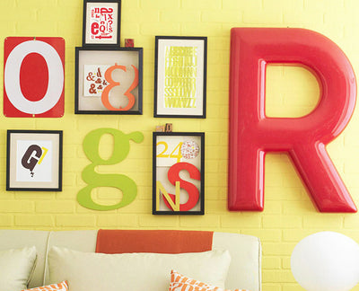 More than 36 looks to freshen up your walls