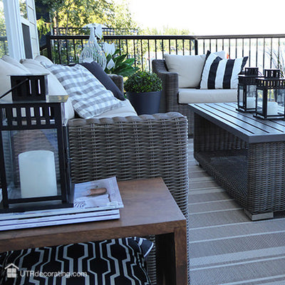 Deck decorating ideas – enjoy outdoor living