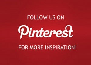 Yes, we're on Pinterest!