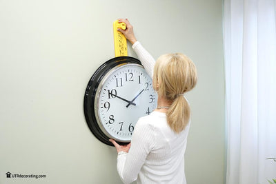Hanging a Heavy Clock with Hang & Level