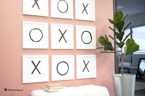 Freshen Up Your Walls with DIY Art