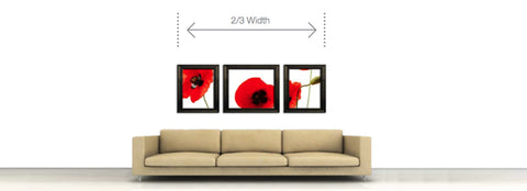 Picture hanging tips for your living room