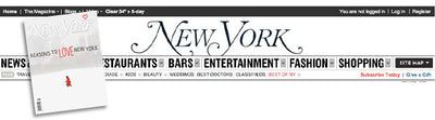 "Hang & Level a ""Best Bet"" in New York Magazine"