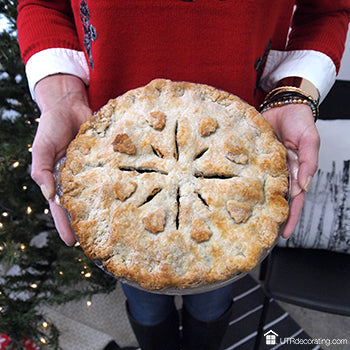 Holiday tradition: making tourtières with friends
