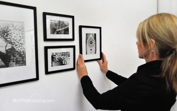 Picture hanging tips to remember