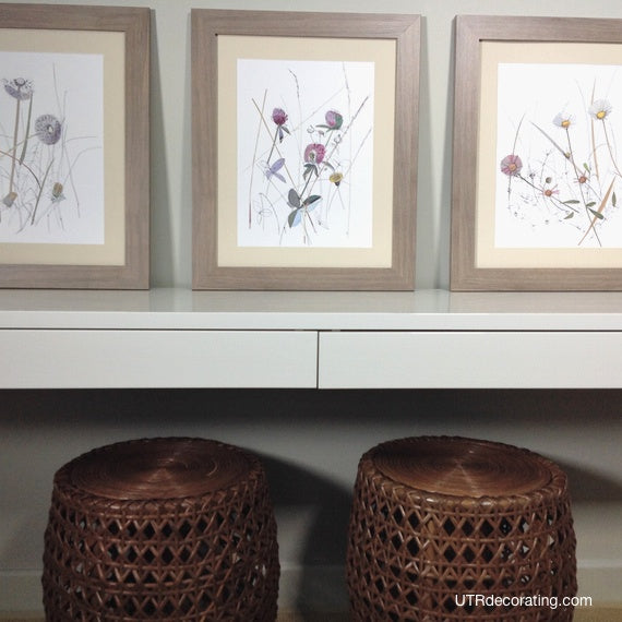 How To Hang Three Pictures Its Easier Than You Think