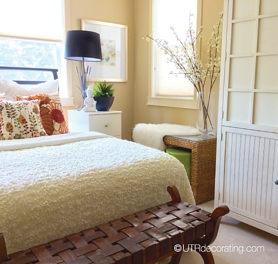 One day bedroom makeover