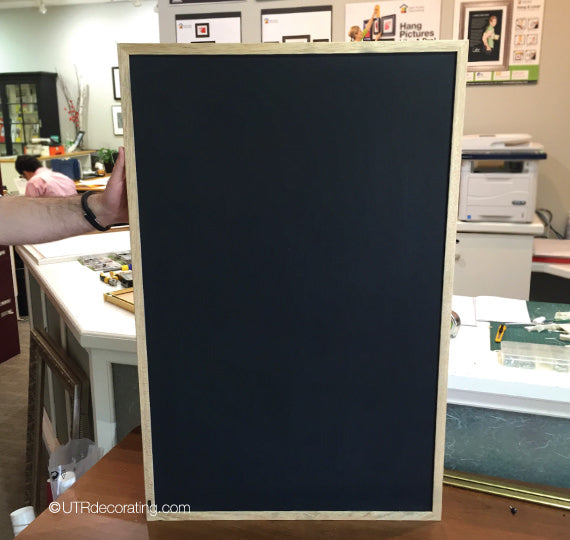 ready made chalkboard