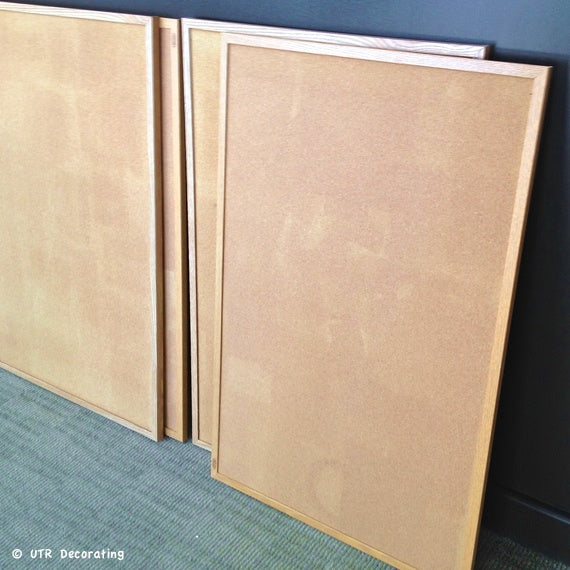 Corkboards in need of facelift