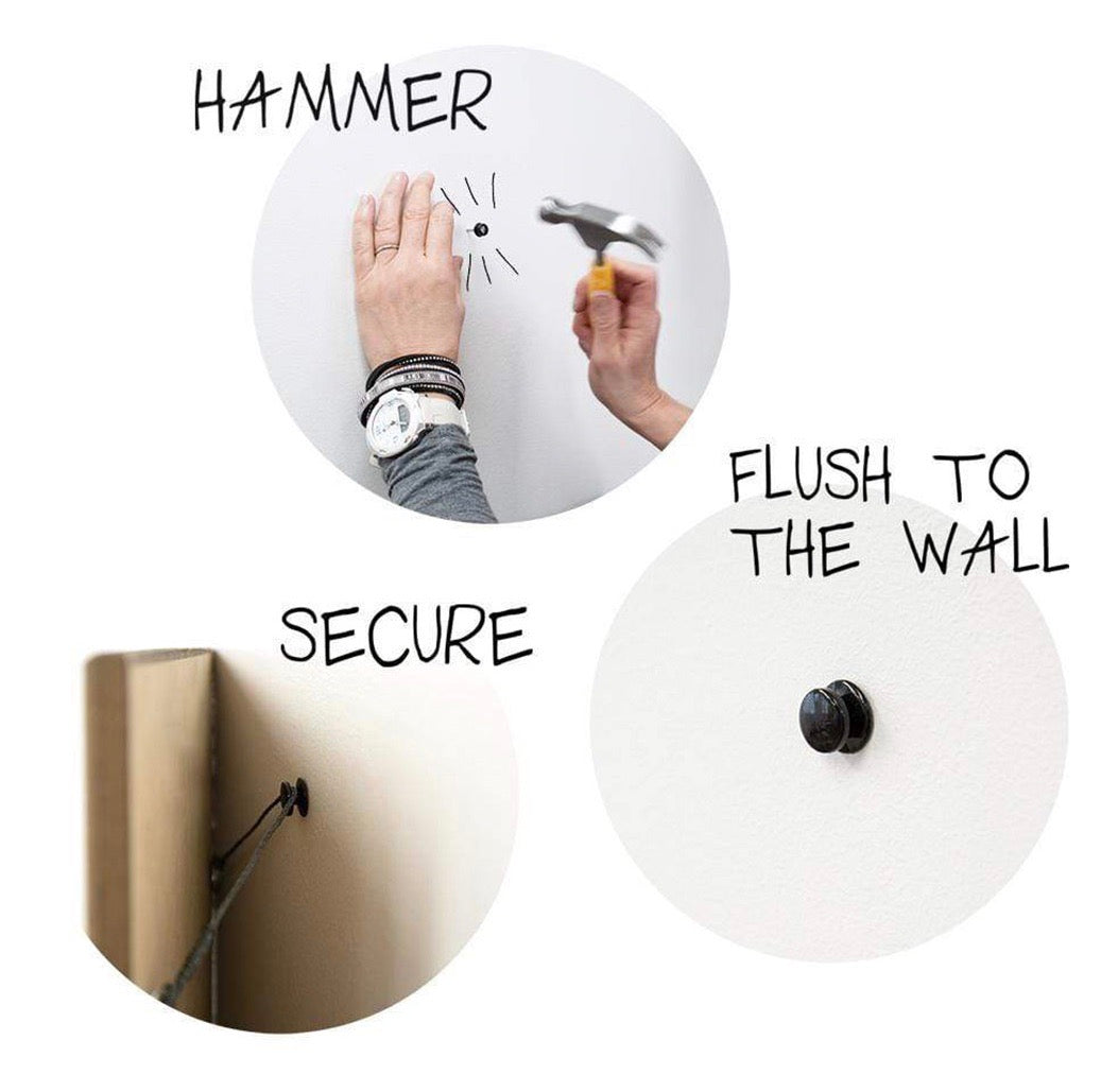 instructions on how to install deconails