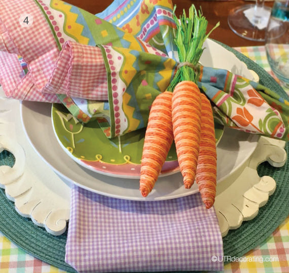 Easter table setting inspiration