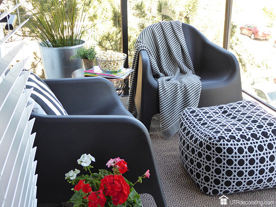 7 Decorating Tips for Small Balconies