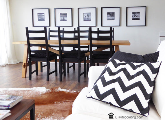 Decorate Your Walls With Black And White Photos Utr Decorating