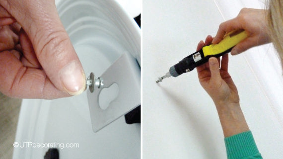 Using a Deco Screw