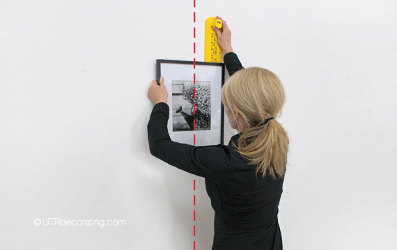 Using Hang & Level to hang pictures