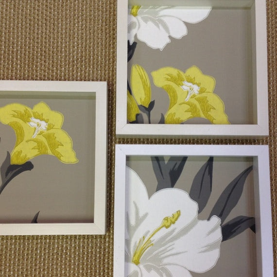 Picture hanging tip identical frames